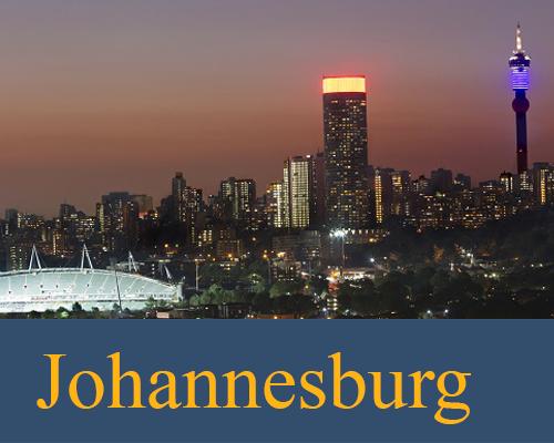 Johannesburg Chapter